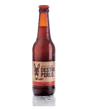 cerveza Colora de remolacha Destraperlo