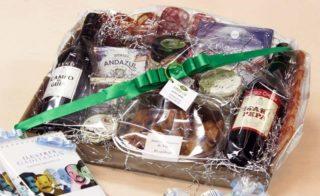 cestas y lotes Lotes gourmet, cestas de regalo de productos artesanos
