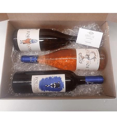 selección forlong vinos de Cádiz
