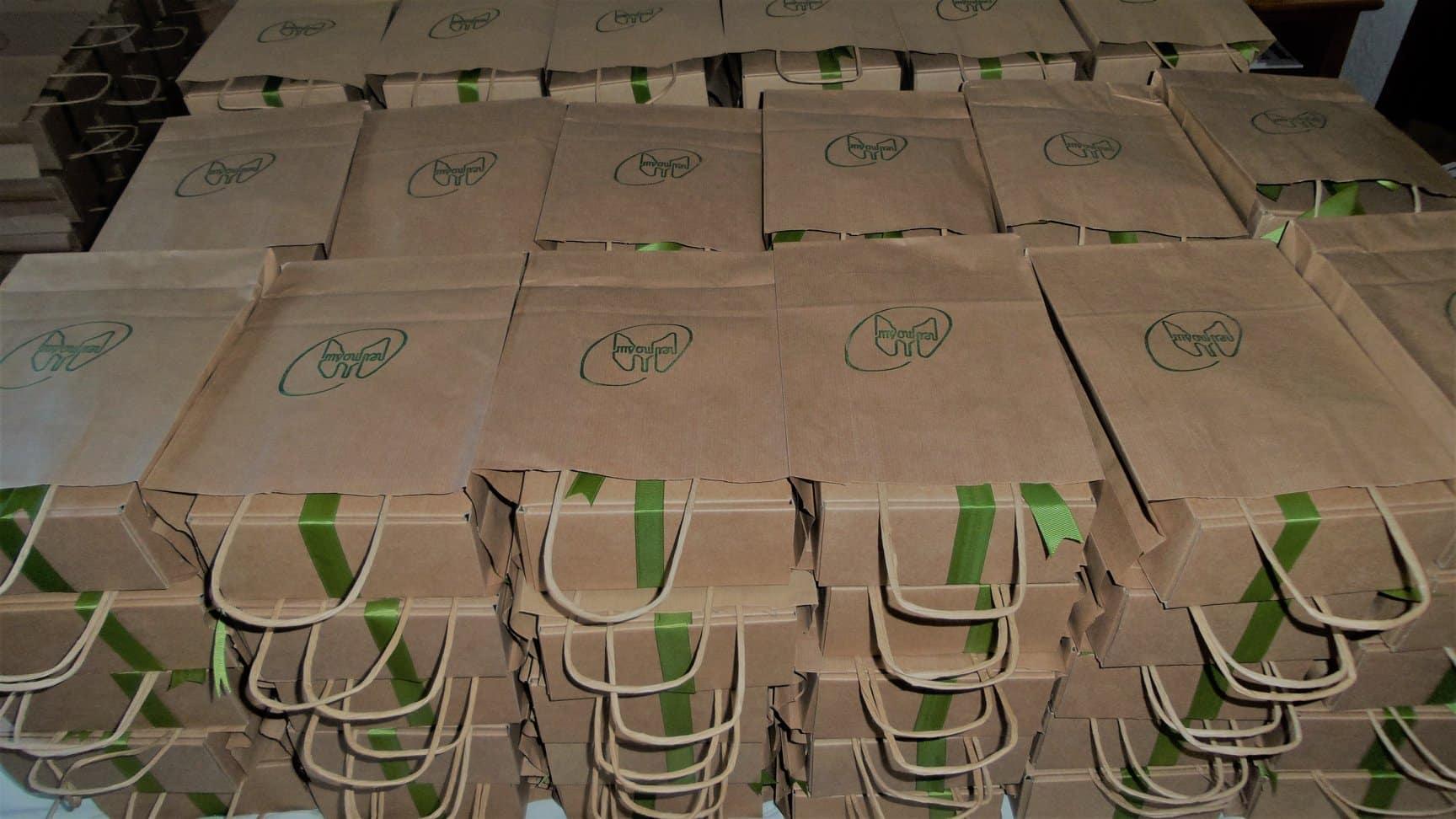 cajas regalo para empresas y congresos