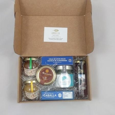 lote gastronómico para congresos y regalos de empresa