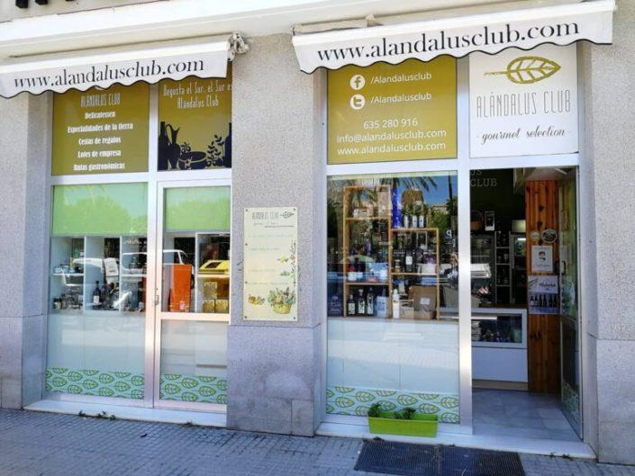 Tienda gourmet online Alándalus Club