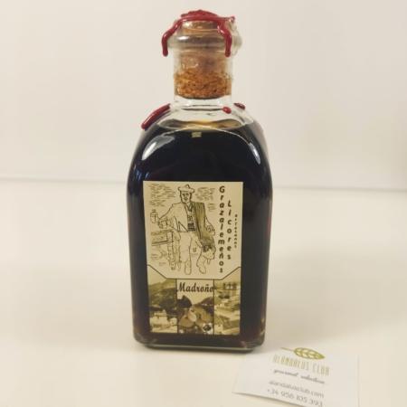 Licor de Madroño 250ml. - Licores Grazalemeños
