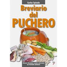 Breviario del Puchero libros de cocina