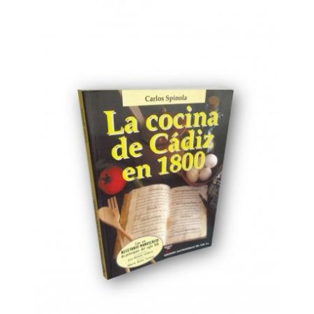 Carlos Spinola, libros gastronómicos