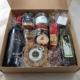 Cesta-premium con productos andaluces. regalos online