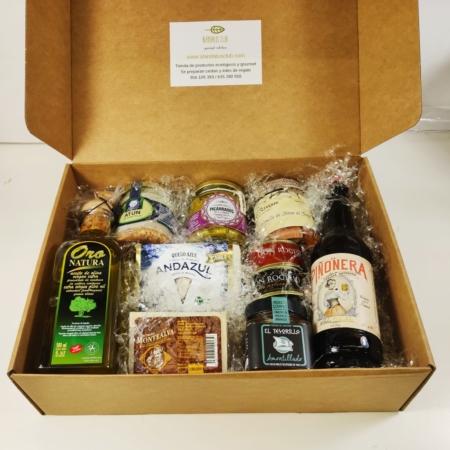 Lote-gourmet-regalo-de-empresa- comprar online, regalos originales online