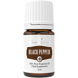 Aceite esencial de pimienta negra 5ml