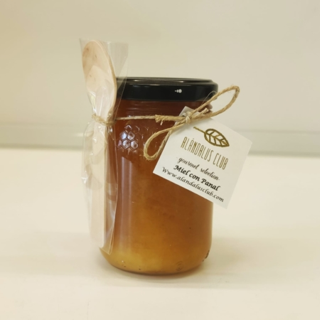 Pure comb honey 140g Alándalus Club