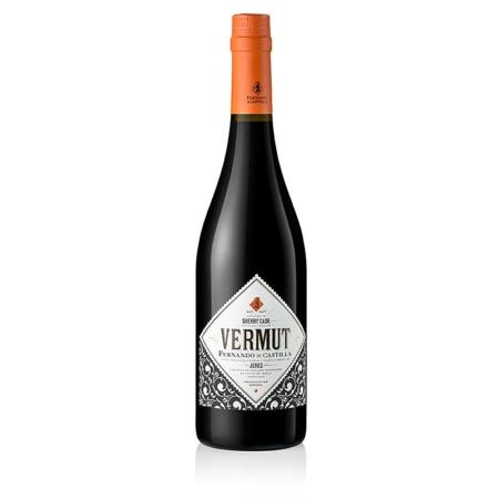Vermut Rey Fernando de Castilla, producto gourmet