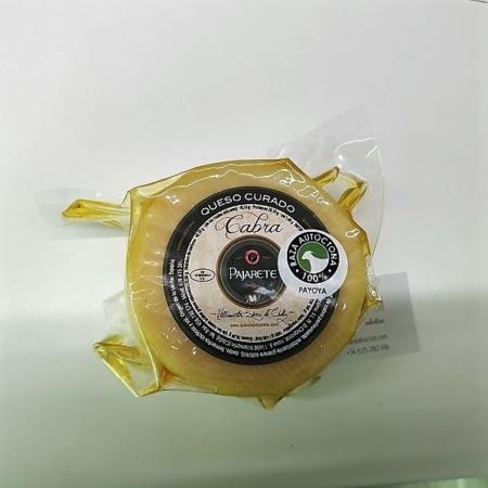 queso de cabra payoya en aceite Pajarete, quesos artesanos