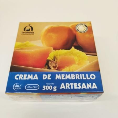 Crema de membrillo artesana. La Góndola 300g