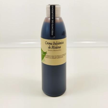 Crema Balsámica de Vinagre de Módena