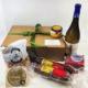 Lote capricho delicatessen con productos andaluces, regalos originales