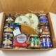 Lote Sabores del Mar contiene una selección muy cuidada de magníficos productos. Saborea una de las joyas de la corona de Barbate como es su mojama o envuélvete en el magnífico sabor de las conservas de Baelo Disfruta del mar en casa.