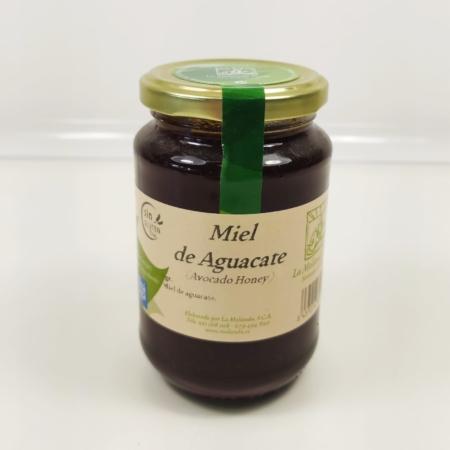 Miel de aguacate de la Molienda Verde