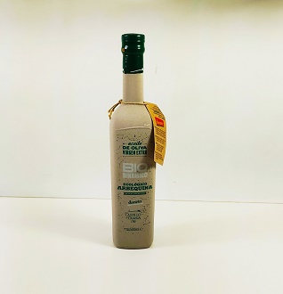 Aceite bio dinamico castillo de canena, arbequina