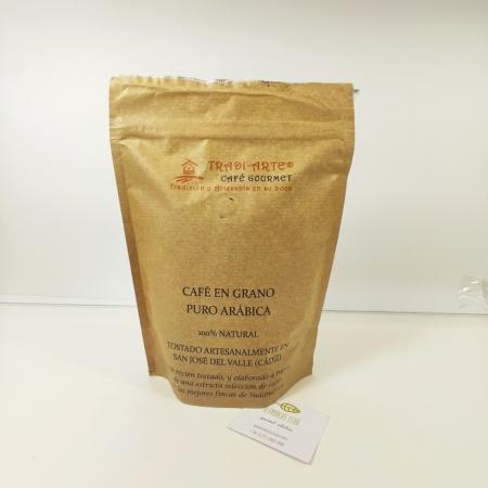 café en grano pro arábica, tostado en Cádiz