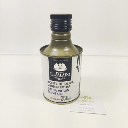 lata aceite de oliva virgen extra, de Cádiz