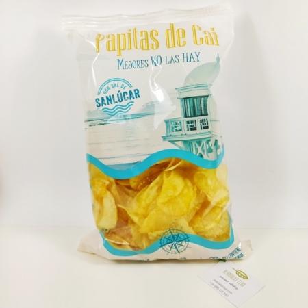 Paiptas de Cai, patatas fritas de Cádiz