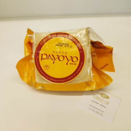 queso curado oveja payoyo