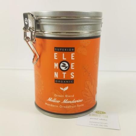 Mellow mandarine - Té verde/blanco