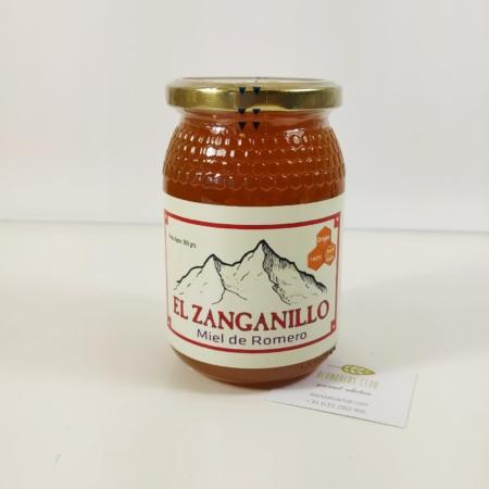 Miel de romero El Zanganillo