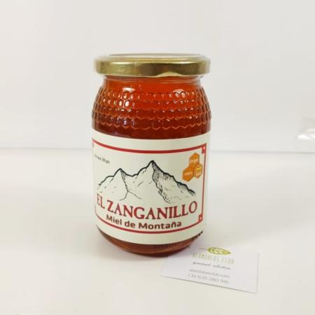Miel de montaña El Zanganillo