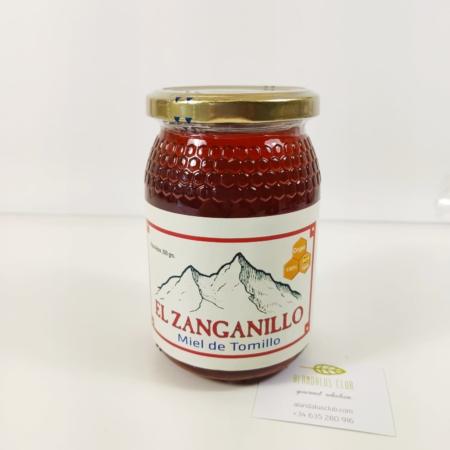 Miel de tomillo El Zanganillo