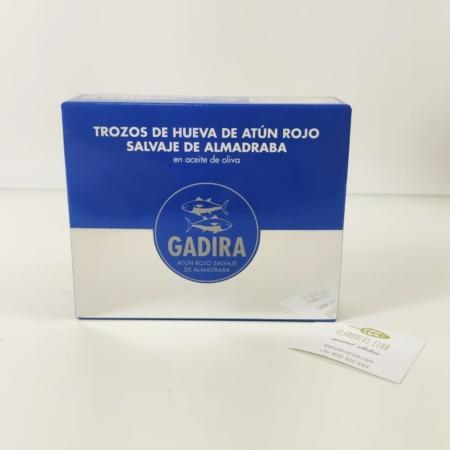 Acheter Morceaux d'œufs de thon rouge sauvage de la madrague - GADIRA