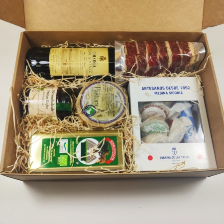 Andalusian Gourmet Products Basket