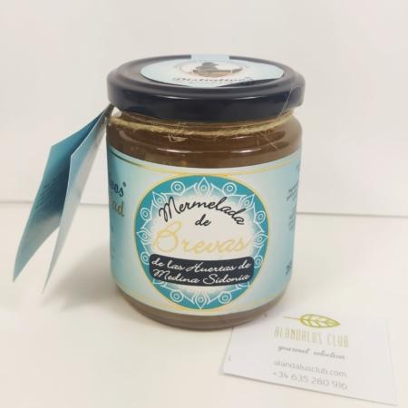 Acheter Confiture de figues fleur 265g - Medina Sidonia