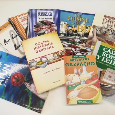 Gastronomy books