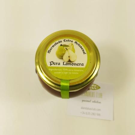 Acheter Confiture de poire - Licores Grazalemeños