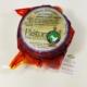 Queso artesano de cabra madurado en manteca y pimentón 385g - La Pastora