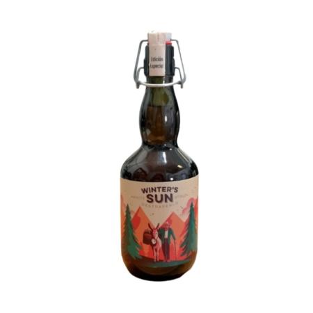 Cerveza Winter's Sun edición especial envejecida- Destraperlo