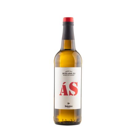 Vino blanco Ás de Mirabrás 75cl - Bodegas Barbadillo