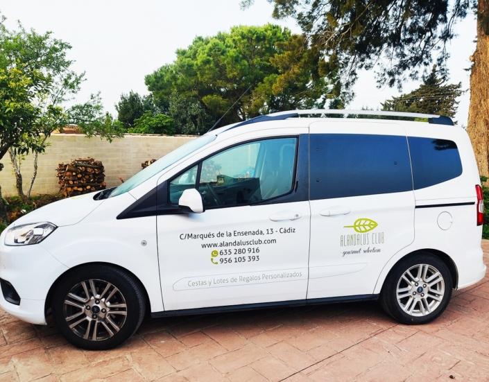 Productos locales, servicio a domicilio