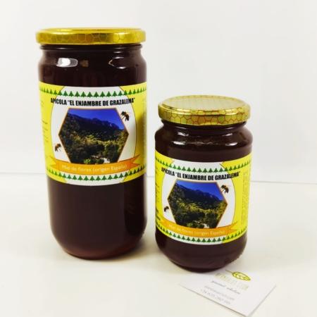 Miel de Flores de la Serranía gaditana