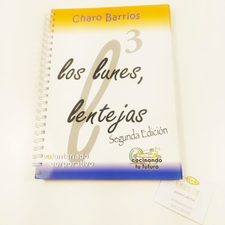 buy book mondays lentils by charo barriors online alandalus club