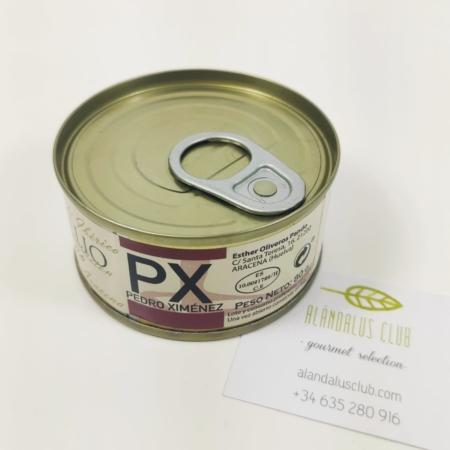 buy spanish iberian pate pedro ximenez online alandalus club gourmet product