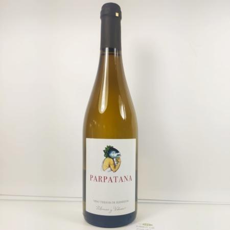 vino blanco parpatana