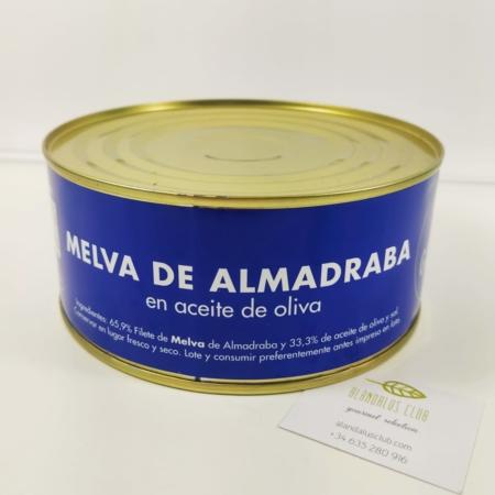 Acheter Melva de la madrague à l'huile d'olive